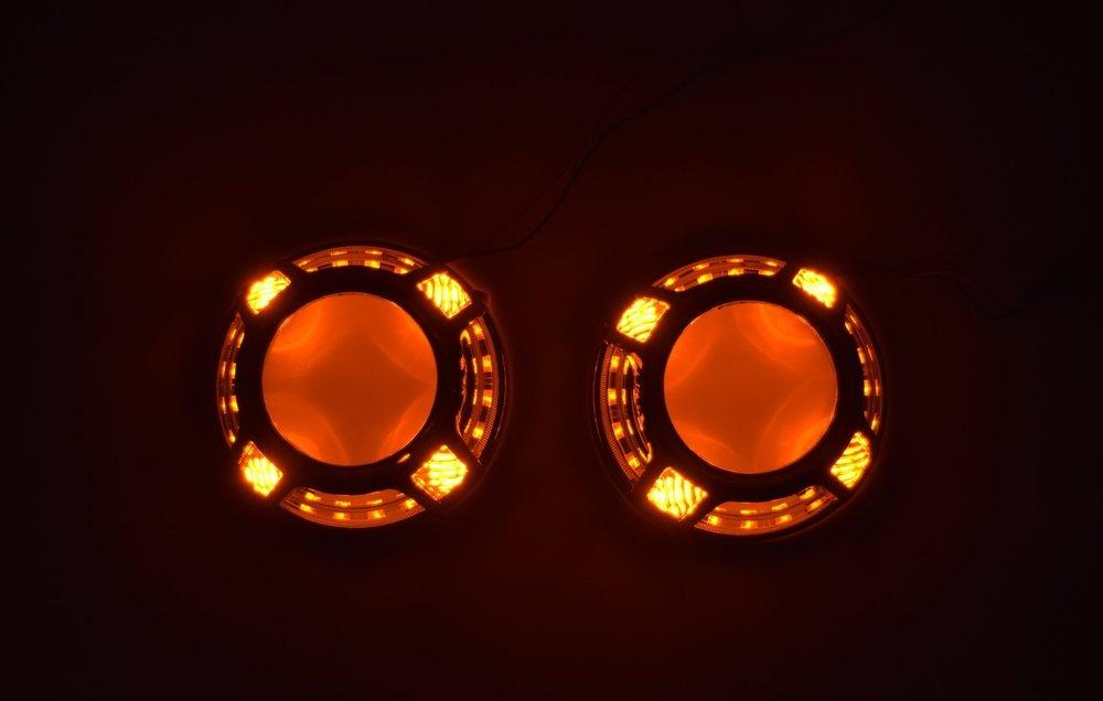 Panamera Switchback LED 2.0 Amber