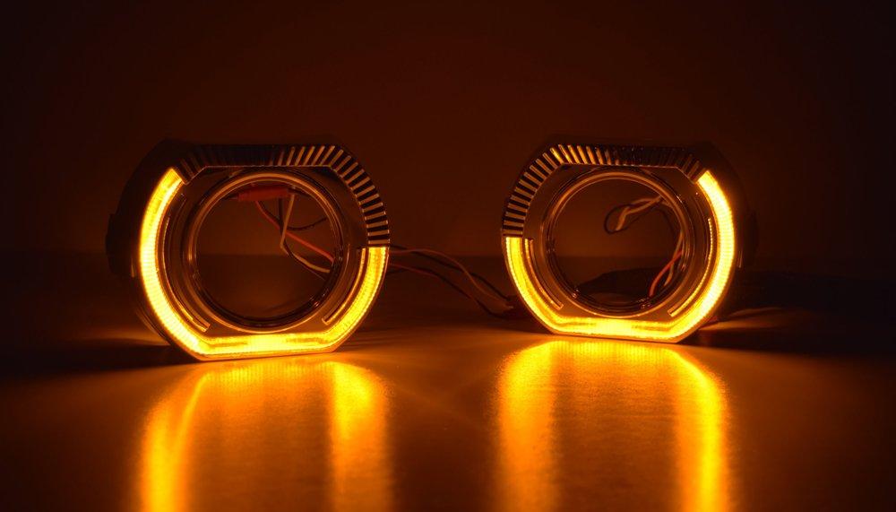 X5-R Switchback LED 2.0 Amber