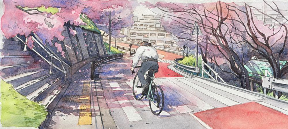 Bicycle Boy ©Mateusz Urbanowicz
