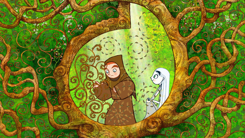 The Secret of Kells  ©Cartoon Saloon