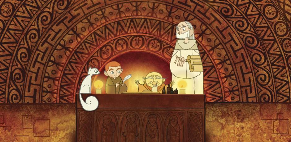 The Secret of Kells  ©Cartoon Saloon