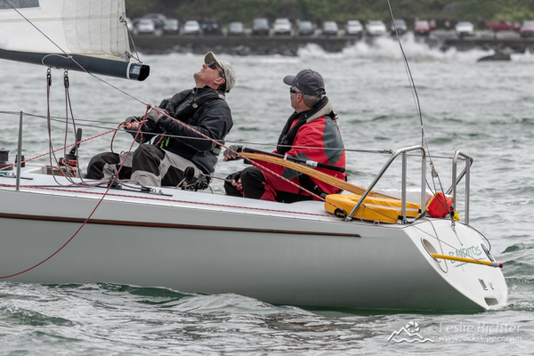 2019 Farallones champ John Kernot and Steve Carroll on Banditos