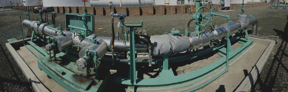 Kinder Morgan Skid, & PLC Project - Instrument Lead Engineer