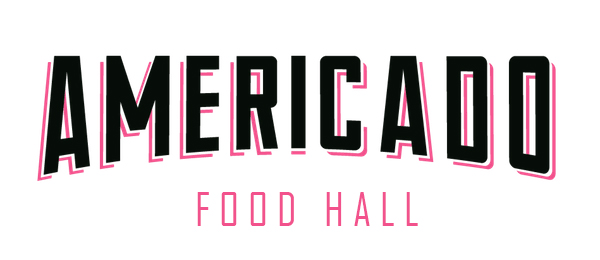 Americado Food Hall - Full Service, 5 Stations!