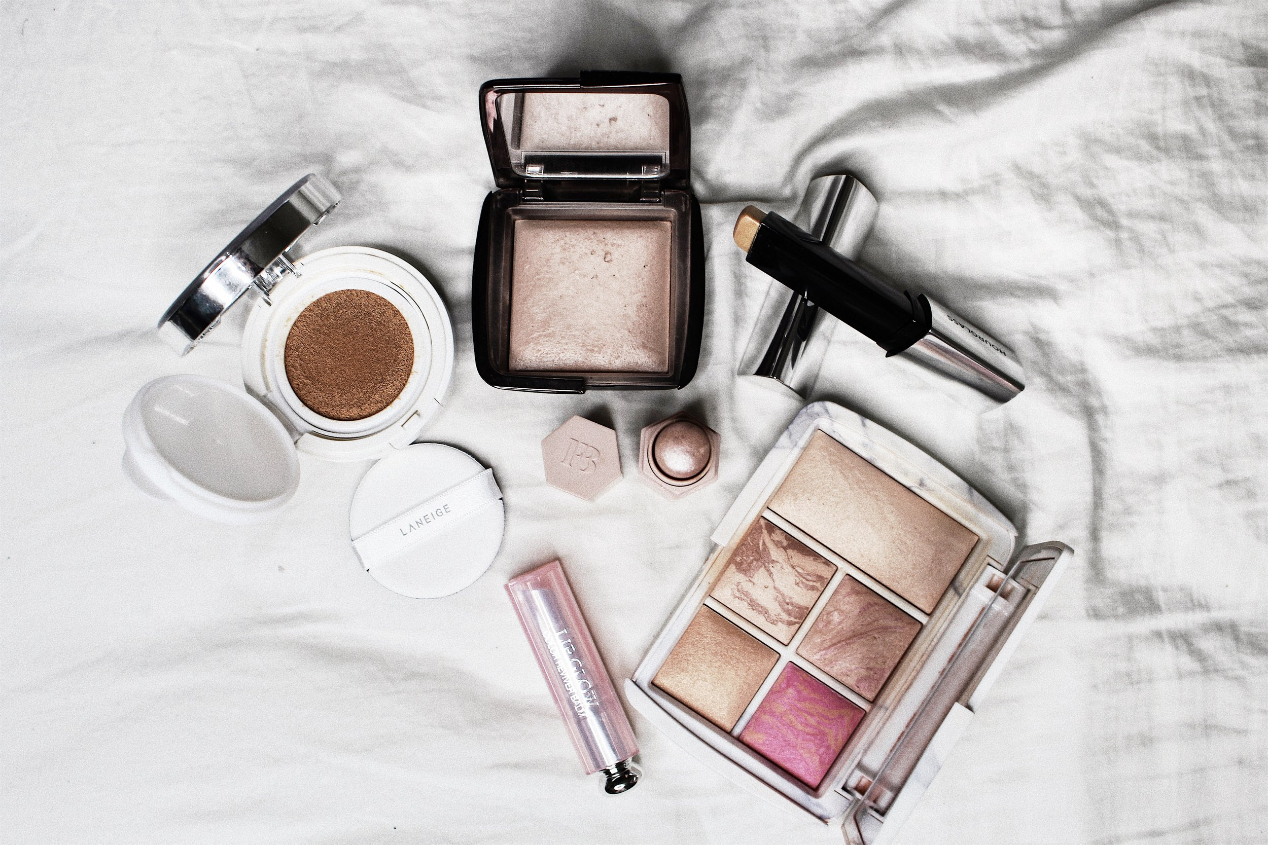 how to dewy skin routine