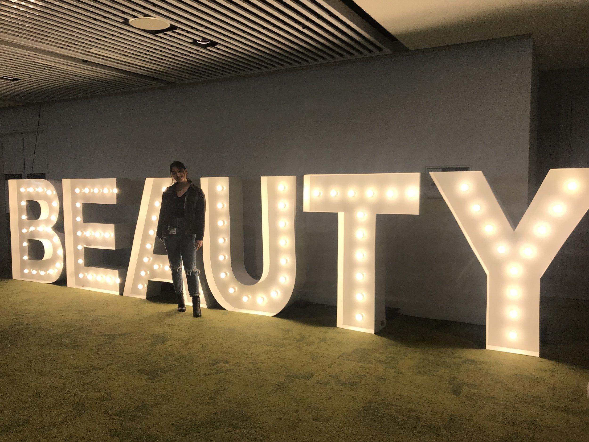 beauty expo 2018