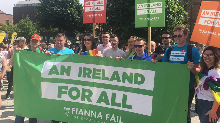 campaigns - Tiernan has directed successful campaigns at local, national and international level on a number of human rights and equality issues.