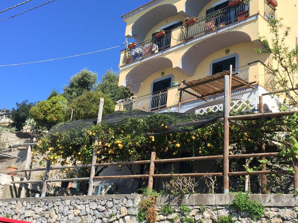 Casa Fiore (4+1p) - Conca dei Marini