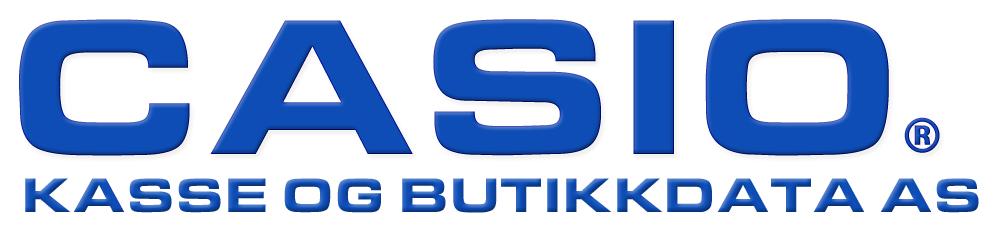 Casio Kasse og butikkdata