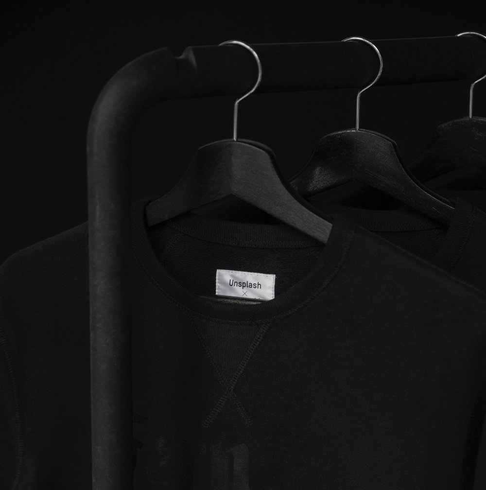 Black is the new black is the new black  Photo Credit: @TobiasVanSchneider