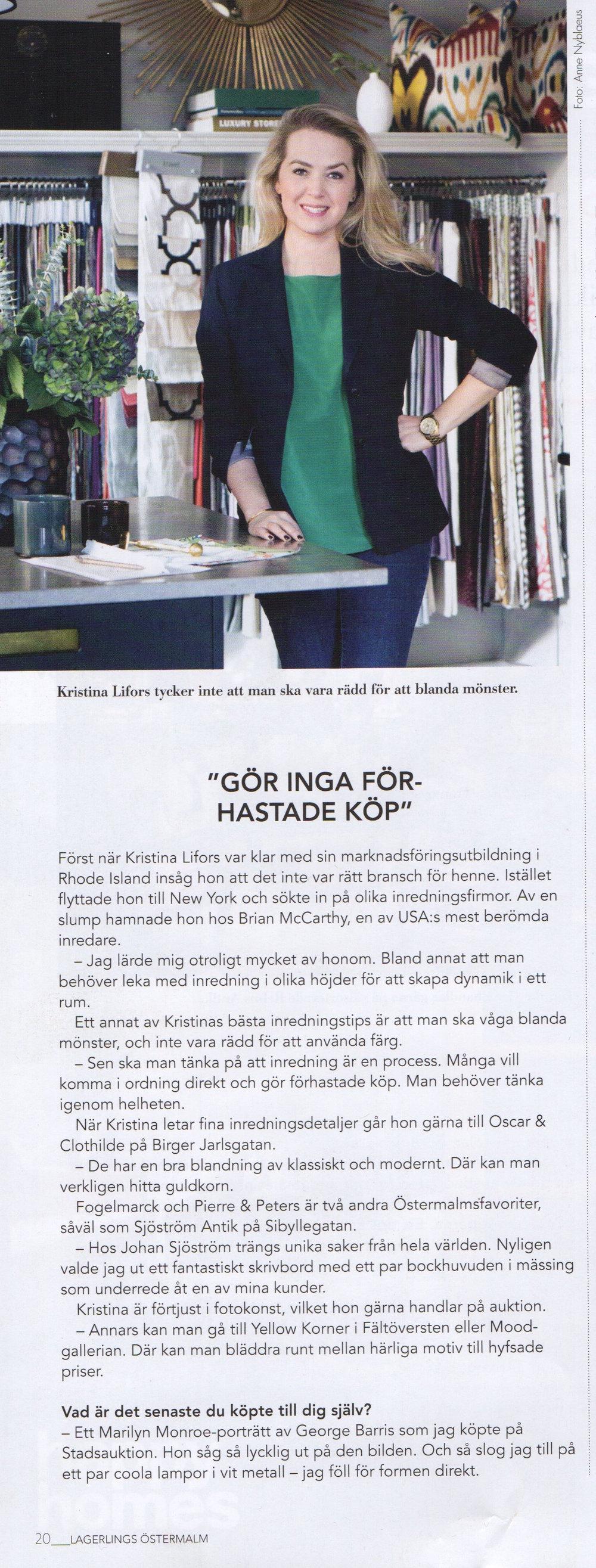 Lagerlings Magazine