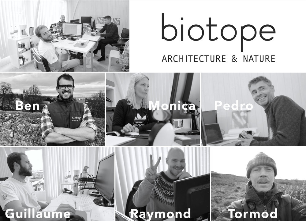 The Biotope team