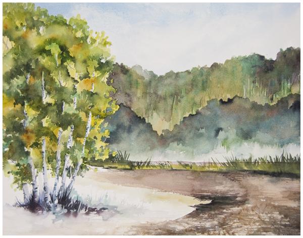 Byway Birches