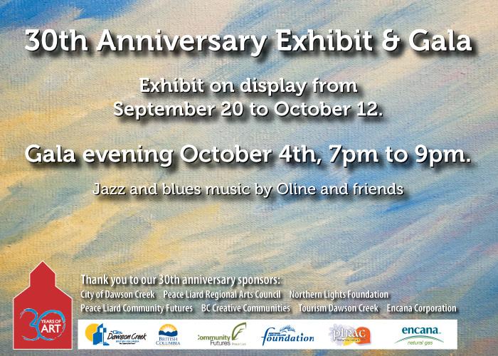 30th exhibit banner.indd
