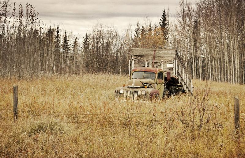 grain truck | Angela Fehr