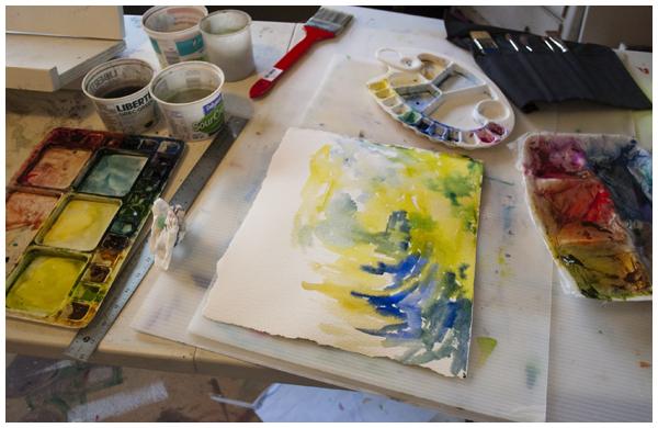 work in progress | Angela Fehr watercolors https://angelafehr.com