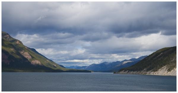 Muncho Lake | Angela Fehr https://angelafehr.com