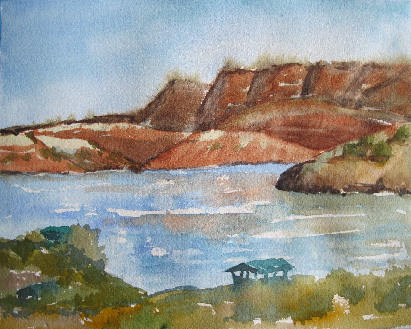 penny landscape