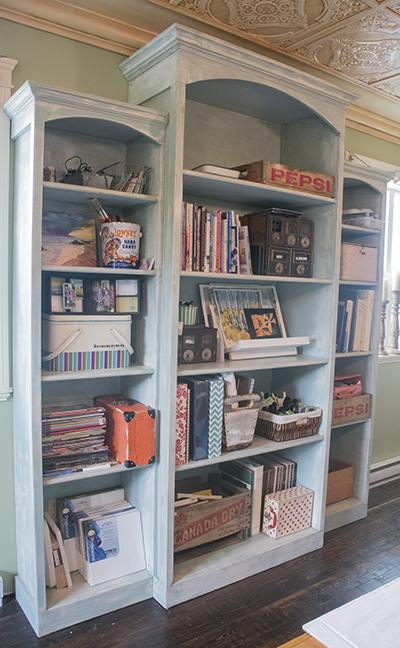 bookcases  400w