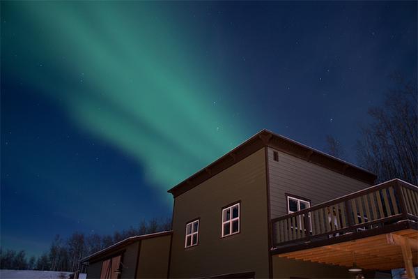 Northern Lights - Angela Fehr