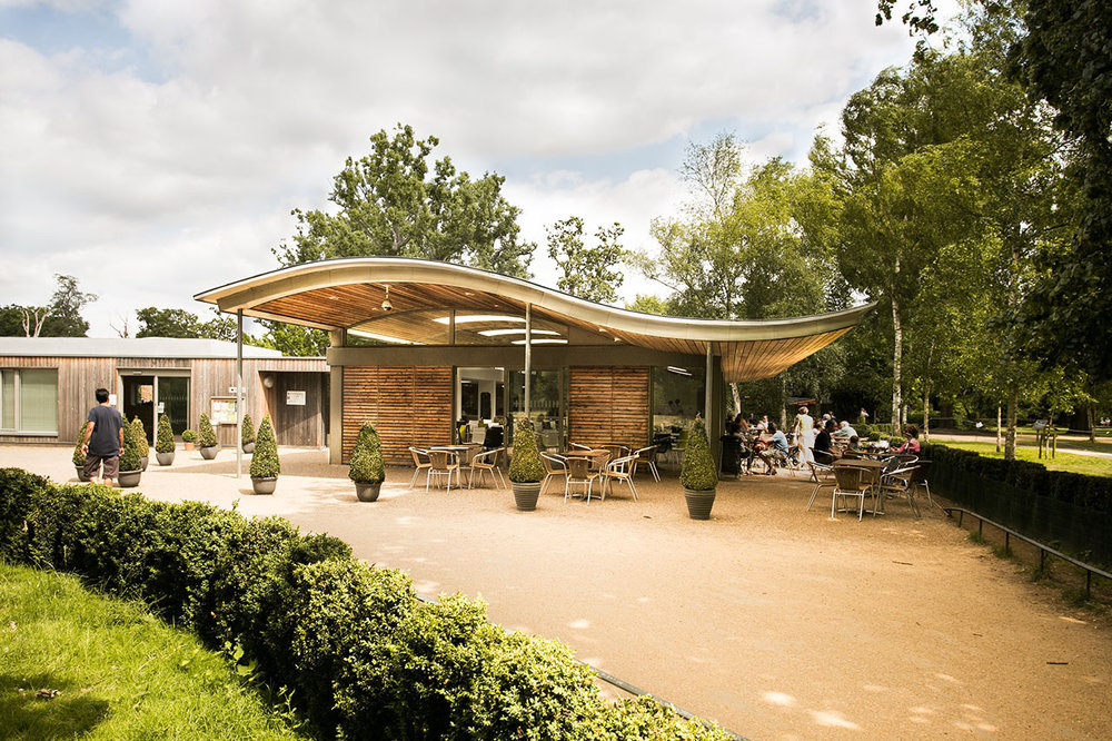 The Pheasantry Welcome Centre
