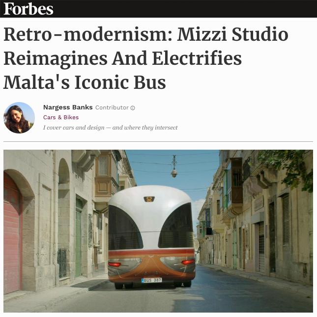 Forbes Malta Bus