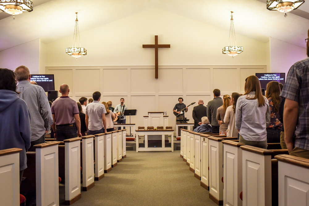 THE MIDTOWN CONGREGATION … - was planted in 2013 to carry this mission forward in an additional part of the city. God has been gracious to grow the midtown congregation since that time into a healthy and flourishing body of Christ followers, seeking to bless the midtown community with the gospel of Jesus Christ.Four Oaks Midtown coexists with the other two local expressions of Four Oaks (Killearn and East) in partnership as one church centered on our shared mission and values, while benefiting from the freedom of local leadership and contextualized ministries.