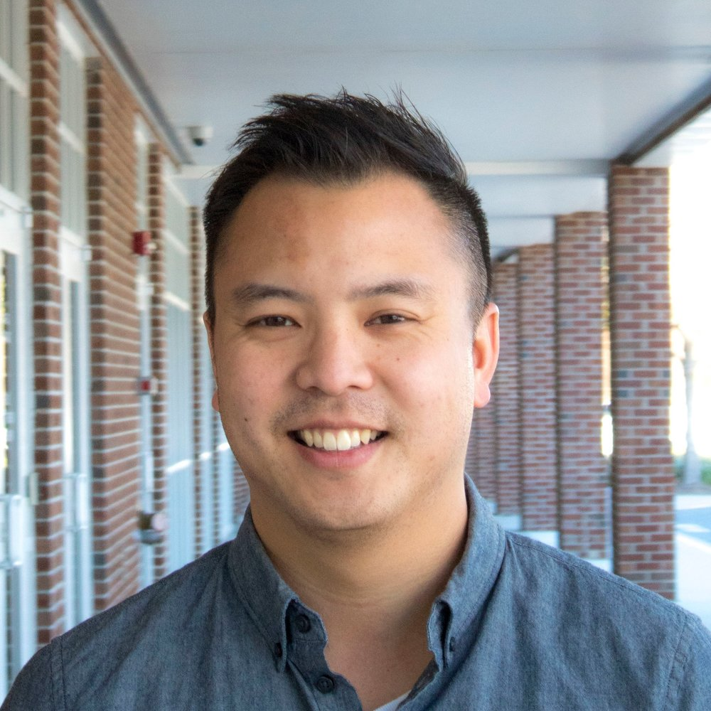 BRYAN ZHANG | Pastoral Assistant / College Ministry