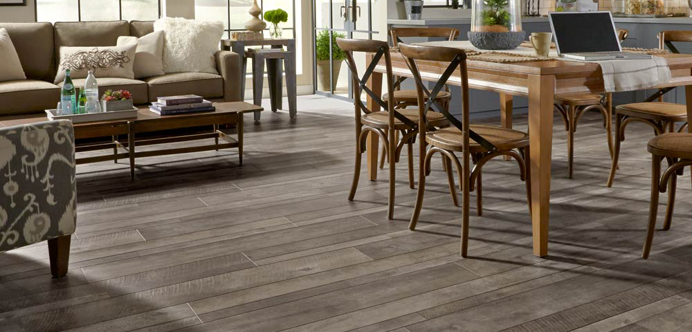 FLOORING - Whether it's hardwood, laminate, ceramic, porcelain or cork we have a vast selection in all styles.