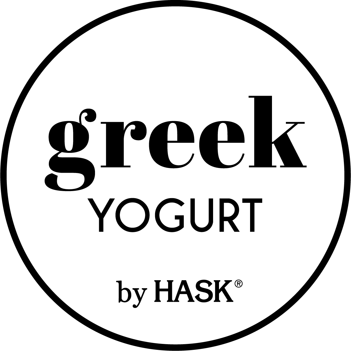 Greek Yogurt by HASK