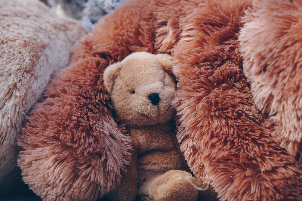 Why Teddy Bears? - No child should feel unloved, and we know a simple cuddly toy can change little lives