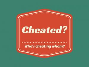 Cheated-
