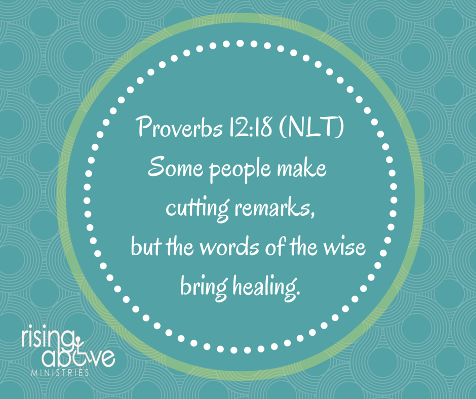 Proverbs 12-!8