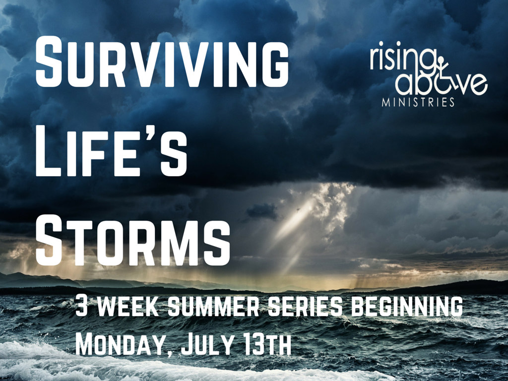 Surviving Life's Storms online group