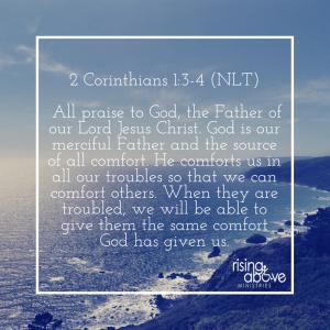2 Corinthians 1-3-4