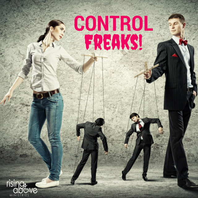 Control Freaks- photo logo