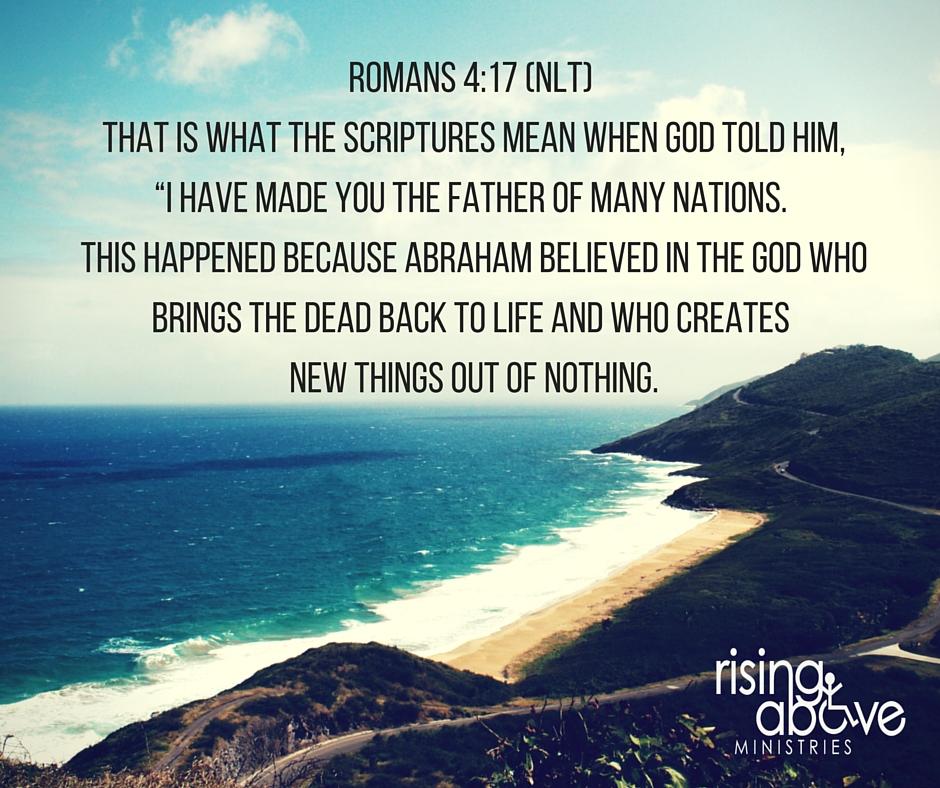 Romans 4-17