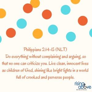 Philippians 2-14-15