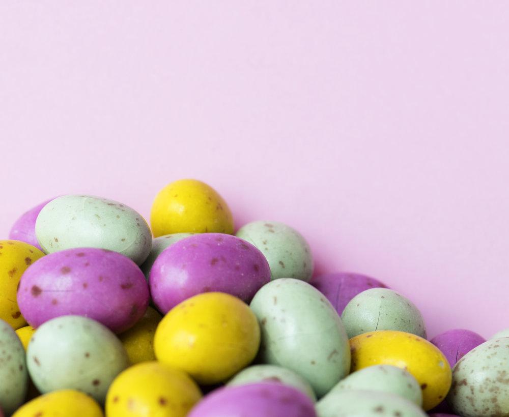 Easter eggstravaganza -