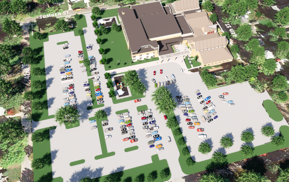 Share your Why - Tell us why the Central Campus Expansion is important to you.