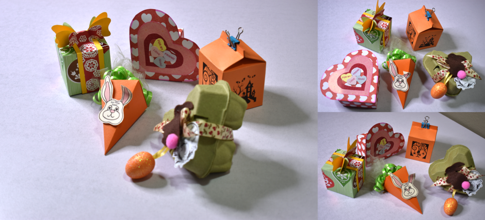 Miscellaneous Favor Boxes
