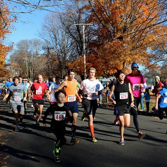 Jamie's Run for Connecticut Children's - November 3, 2019Old Wethersfield, CT