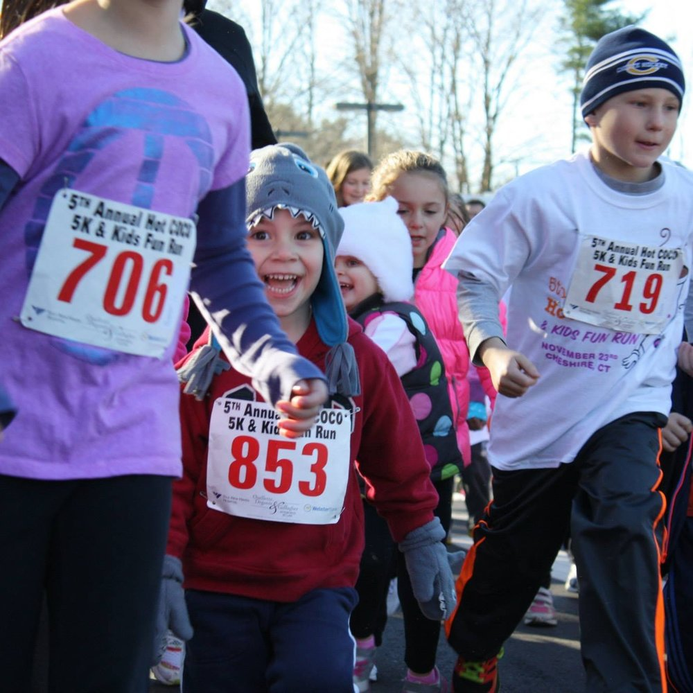 Hot COCO 5K, Walk & Kids Fun Run - November 16, 2019Cheshire, CT