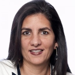 Elisabeth Eljuri - Chief Legal Counsel and Chieff Negotiator, Sierra Oil & GasCaracus, Venezuela
