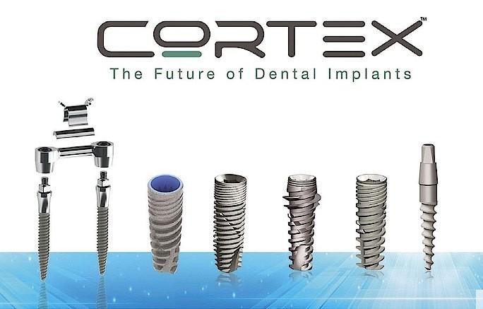 Cortex Dental Implants.