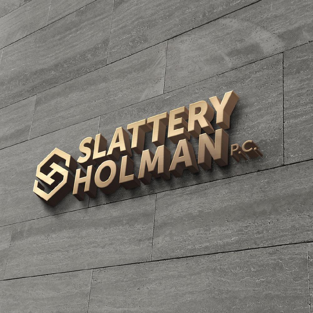 Slattery Holman - Branding