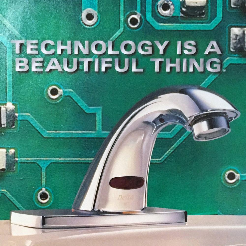 Delta Faucet - Print Ad Design