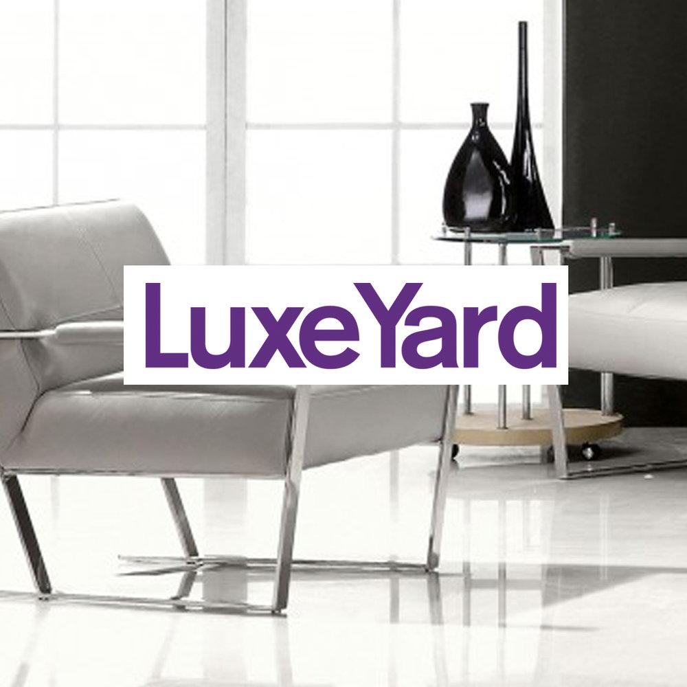 Luxeyard - Banner Ad Design