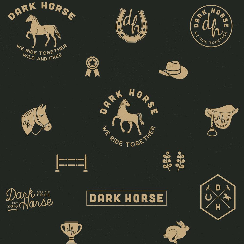 Dark Horse - Branding