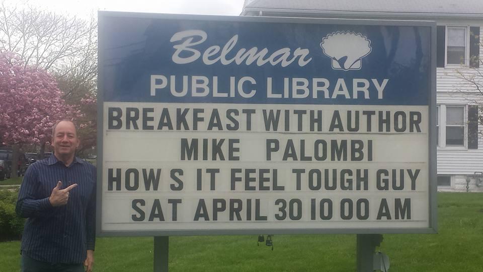 Belmar New Jersey Public Library Breakfast